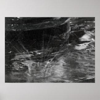 """""""Splish Splash"""" Poster"""
