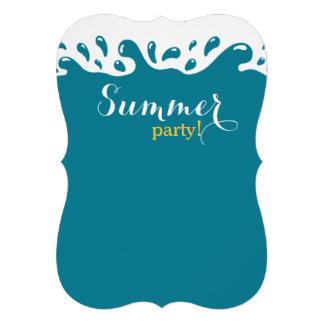 Splish Splash Summer Invite