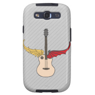 Split Personality Guitar Galaxy S3 Covers