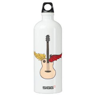 Split Personality Guitar SIGG Traveller 1.0L Water Bottle