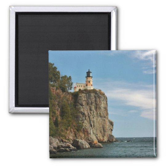 Split Rock Light House Magnet