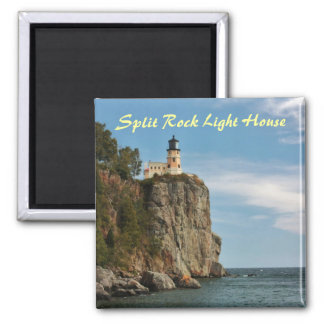 Split Rock Light House Magnet