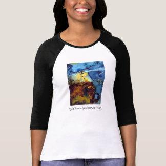 Split Rock Lighthouse At Night T-Shirt