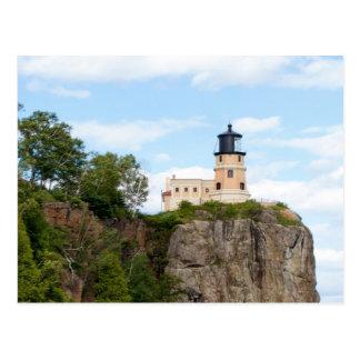 Split Rock Lighthouse Postcard