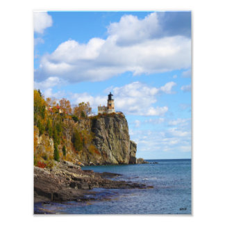 Split Rock Lighthouse Print