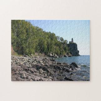 Split Rock Lighthouse puzzle