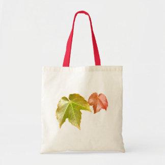 Splitting Season Canvas Bags