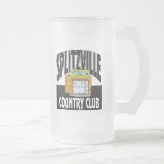 Splitzville Bowling Country Club Coffee Mug