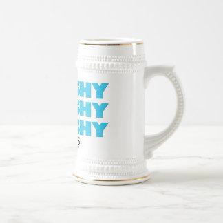 Splooshy Splooshy Splooshy Beer Mug