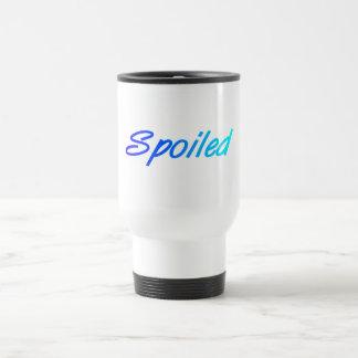 Spoiled (blue) mug