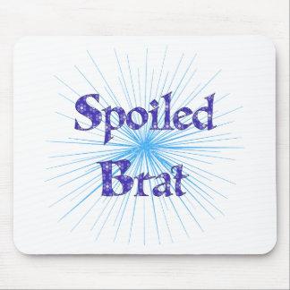Spoiled Brat Mouse Mat