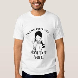 Spoiled Brunettes Tee Shirt