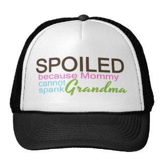 Spoiled By Grandma Cap