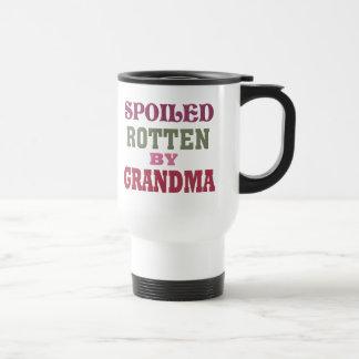 Spoiled By Grandma Mug