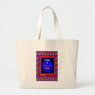 SPOILED GIRL Naughty Witty Comic Dramatic Tote Bag