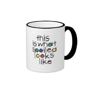 Spoiled Ringer Coffee Mug
