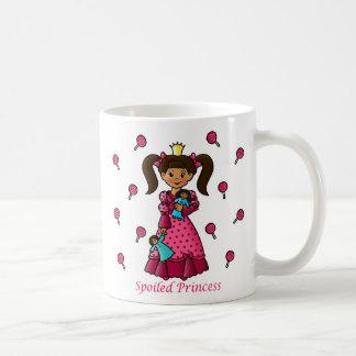 Spoiled Princess Coffee Mugs