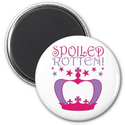 Spoiled Rotten Magnet
