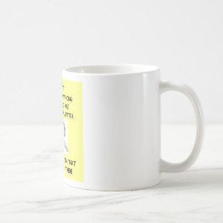 spoiled rotten basic white mug