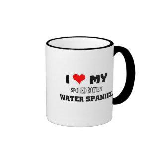 Spoiled Rotten Water Spaniel Mug