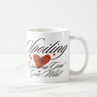 Spoiling Classic White Mug