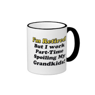 Spoiling My Grandkids Coffee Mug