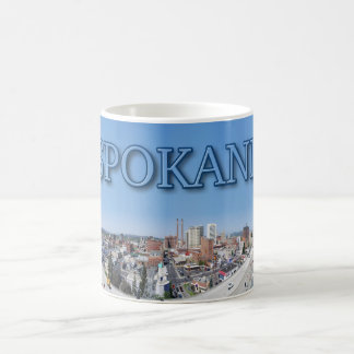 Spokane Coffee Mug