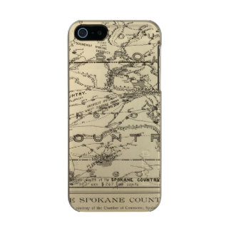 Spokane Country Incipio Feather® Shine iPhone 5 Case