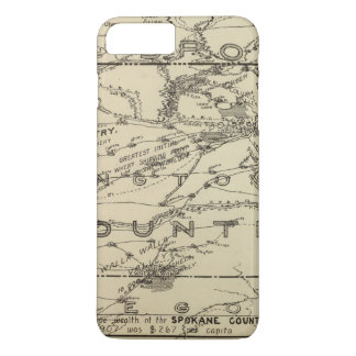 Spokane Country iPhone 8 Plus/7 Plus Case