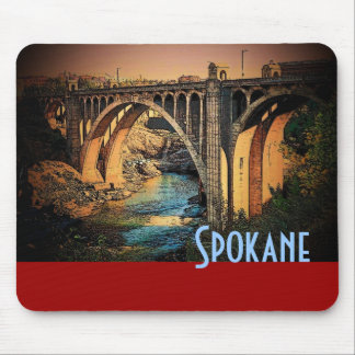 Spokane Mousepad