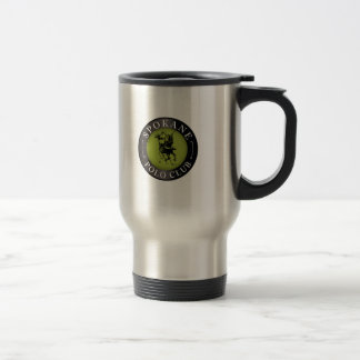 Spokane Polo Club Travel Mug