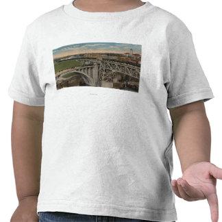 Spokane WA - Union Pacific Railway Completion Tee Shirts