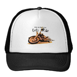 Spoke and She Listened est 2011® Hat