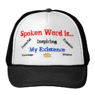 Spoken Word Cap