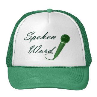 Spoken Word Hat