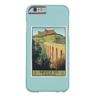 Spoleto Vmbria Vintage Travel Barely There iPhone 6 Case