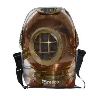 Sponge Divers Courier Bags