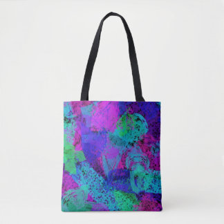 Sponge Splotch Tote Bag