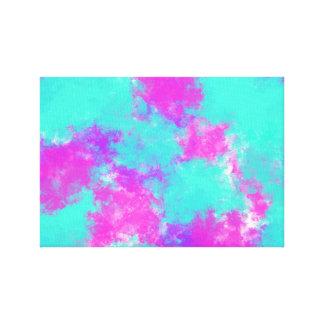 Sponge Texture Canvas Canvas Print