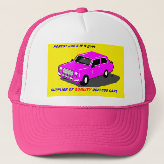 """spoof hat"" for the driver trucker hat"