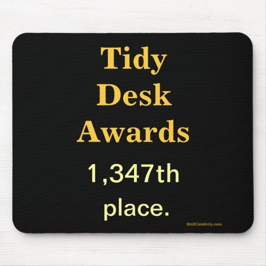 Spoof Office Awards Tidy Desk Cruel Joke Mouse