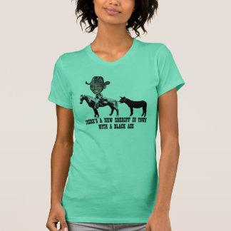 Spoof Sheriff Obama-anti Obama T-Shirt