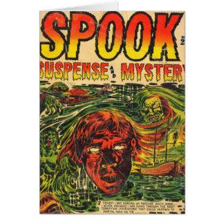 Spook Comic Book Cards