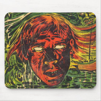 Spook Comic Book Mouse Pads