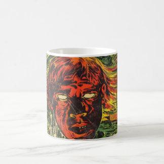 Spook Comic Book Mug