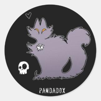 Spook Kat Stickers
