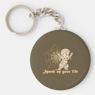 Spook Up Your Life Basic Round Button Key Ring