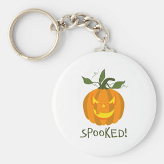 Spooked Key Chains