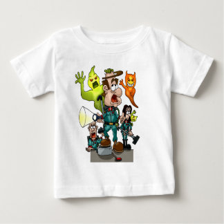 Spooked Out Infant T-Shirt