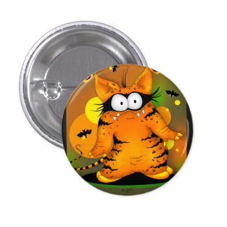 SPOOKEE PET HALLOWEEN CUTE CARTOON  Button small